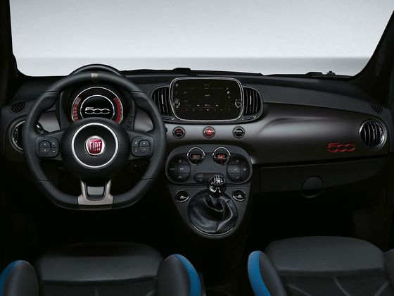 New Fiat 500S
