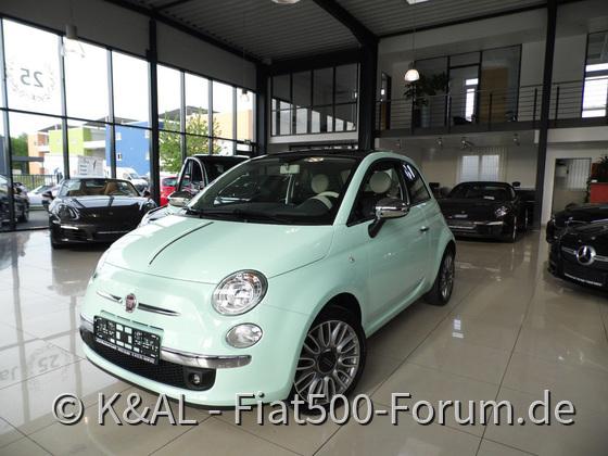 Fiat 500 Cult 08/2014