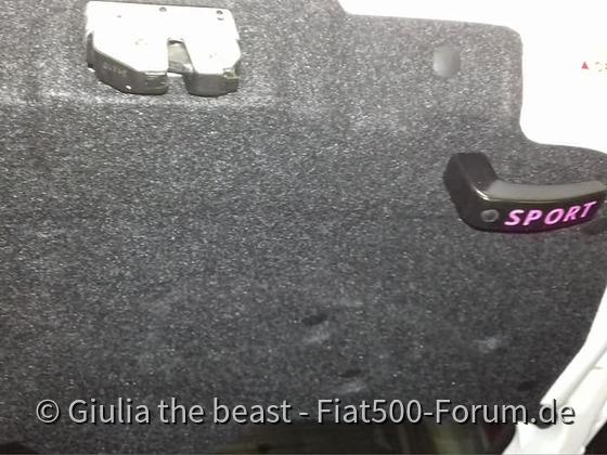 Giulia the Beast