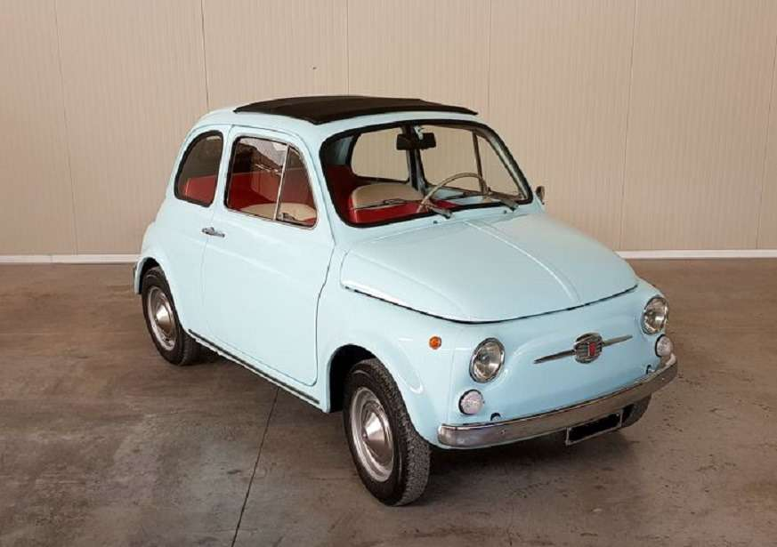 1966 Fiat 500 F - Der italienische Mythos !!!